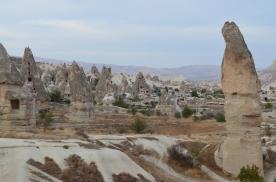 The magical land of Cappadocia.