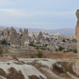 The magical land of Cappadocia.