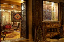Turkey is flooded with rug-makers and rug shops.
